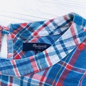 Madewell Dresses - Madewell Pocketed Shift Dress